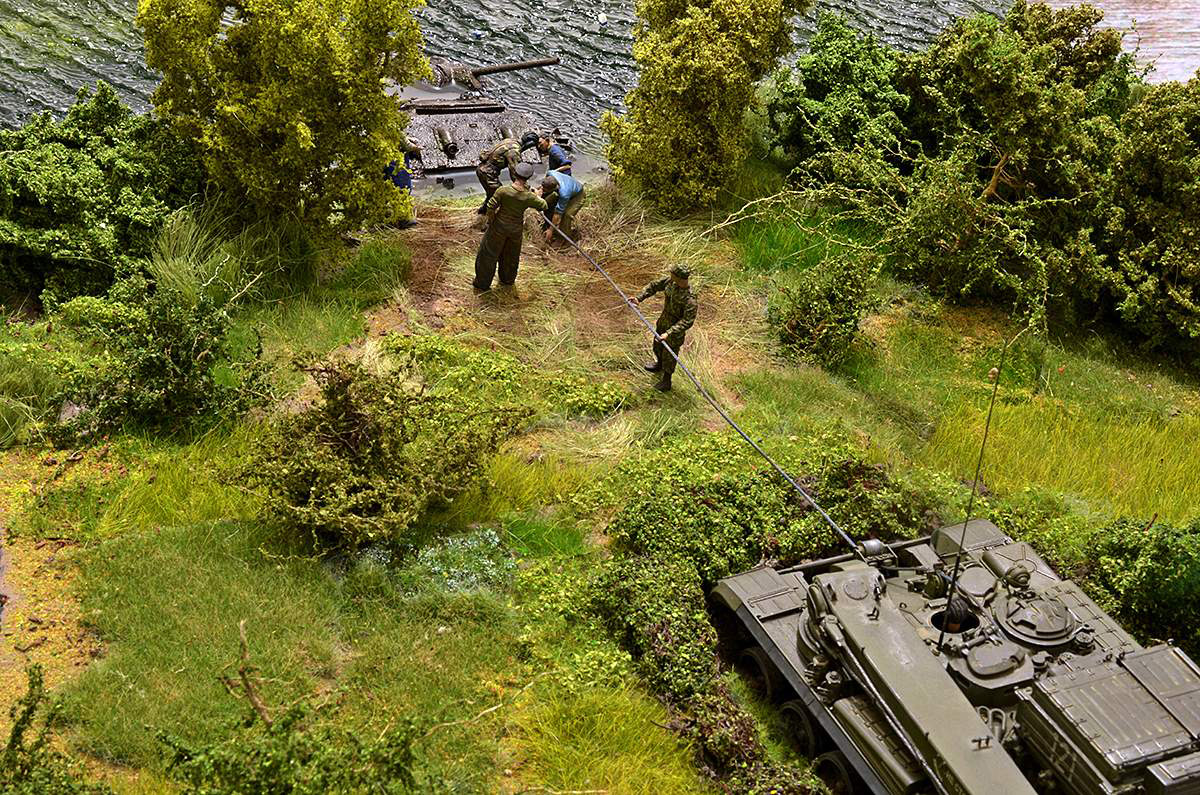 Dioramas and Vignettes: T-34/76 STZ. Rebirth of the Hero. Part II, photo #29