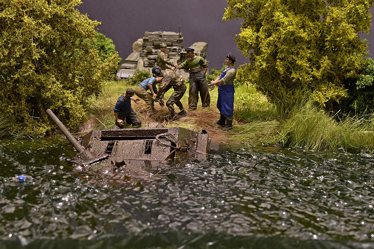 Dioramas and Vignettes: T-34/76 STZ. Rebirth of the Hero. Part II, photo #31