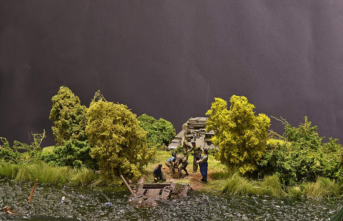 Dioramas and Vignettes: T-34/76 STZ. Rebirth of the Hero. Part II, photo #32