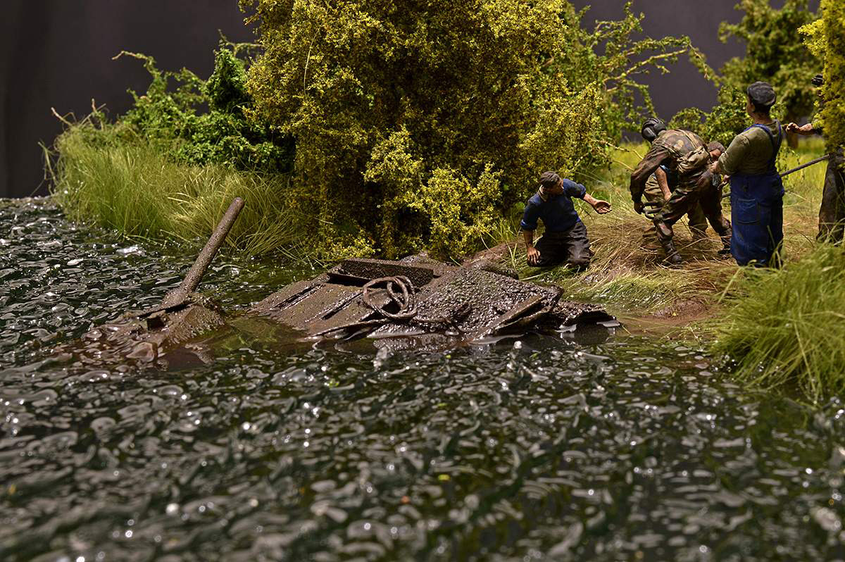 Dioramas and Vignettes: T-34/76 STZ. Rebirth of the Hero. Part II, photo #33