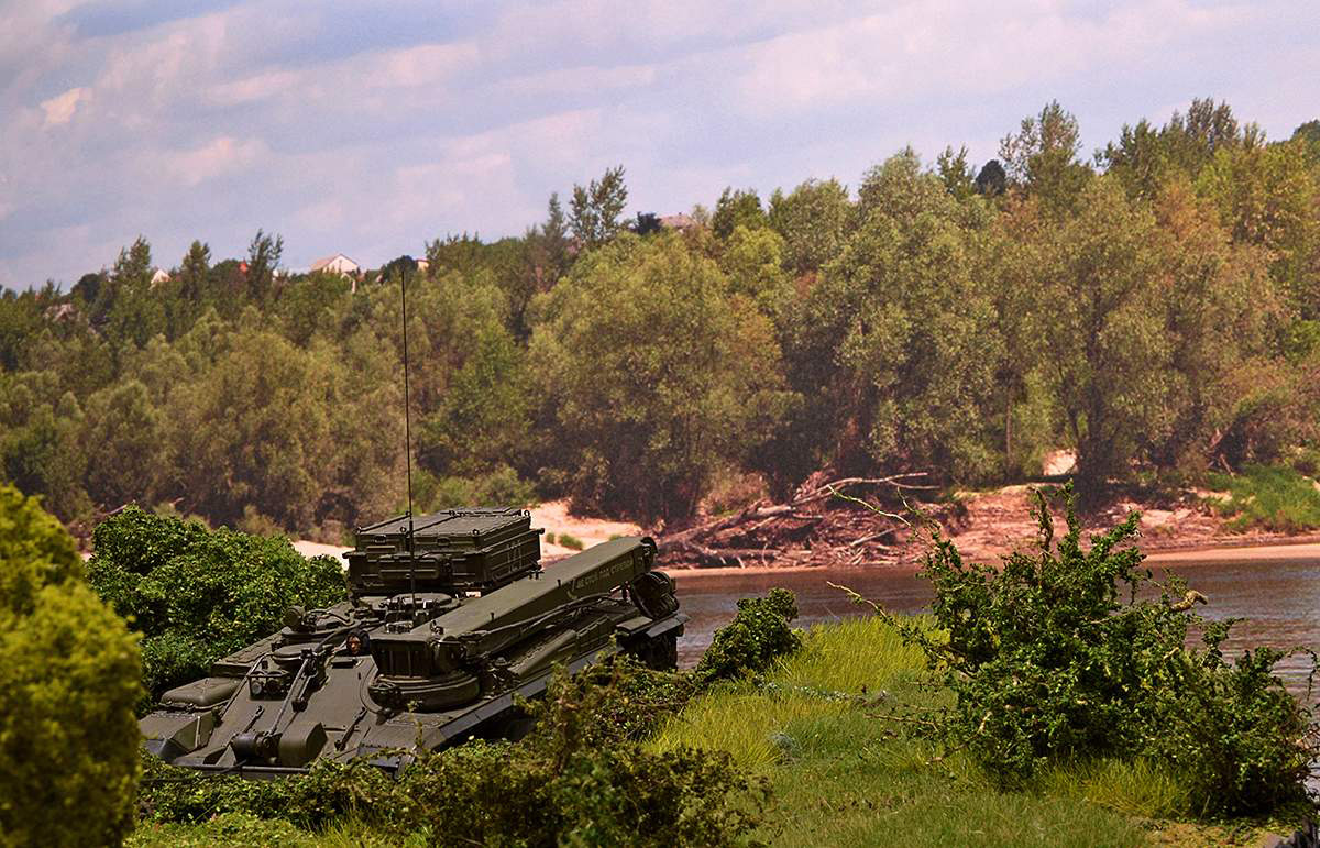 Dioramas and Vignettes: T-34/76 STZ. Rebirth of the Hero. Part II, photo #5