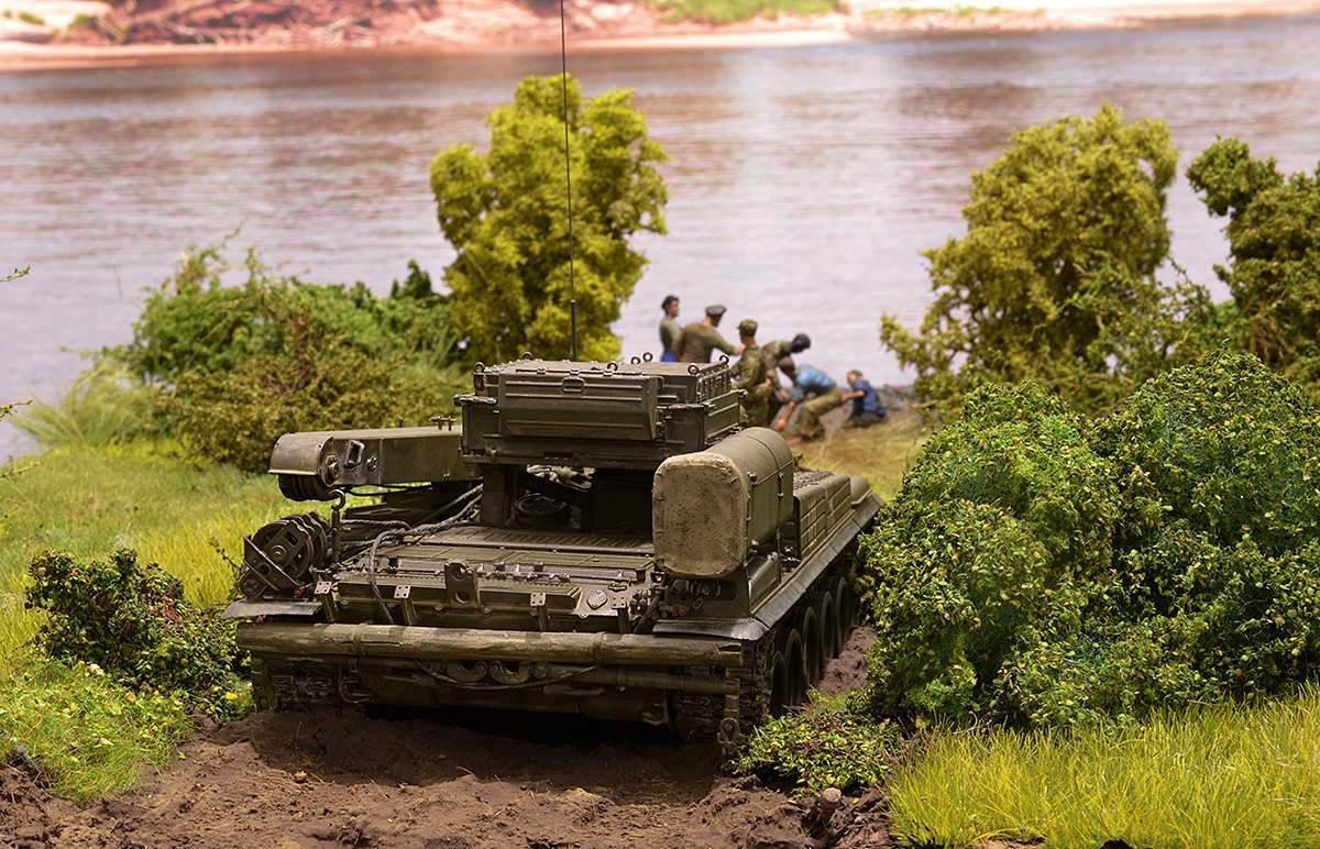 Dioramas and Vignettes: T-34/76 STZ. Rebirth of the Hero. Part II, photo #7
