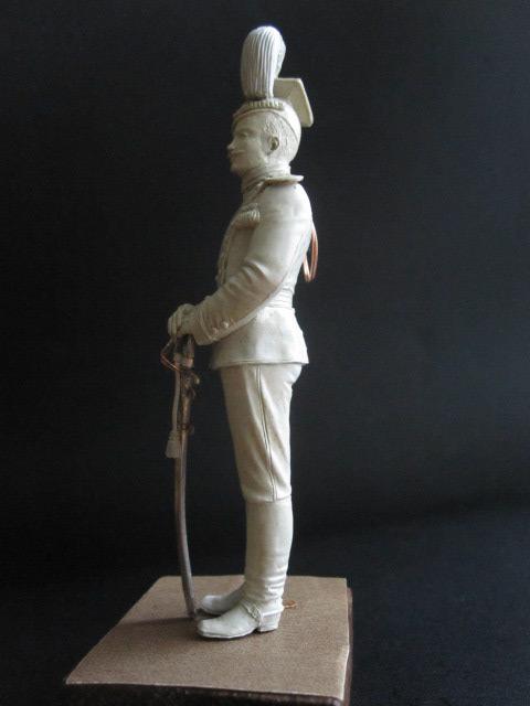 Sculpture: Guards lancer, 1900, photo #4