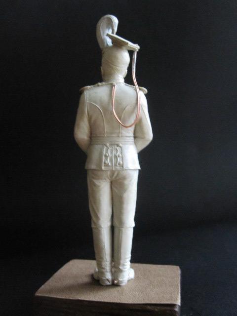 Sculpture: Guards lancer, 1900, photo #5