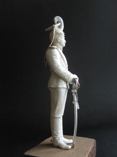 Sculpture: Guards lancer, 1900, photo #6