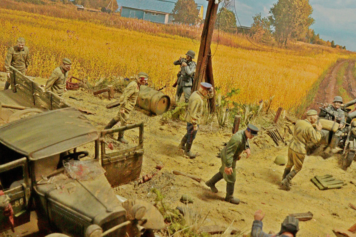 Dioramas and Vignettes: June 22, 1941, photo #11
