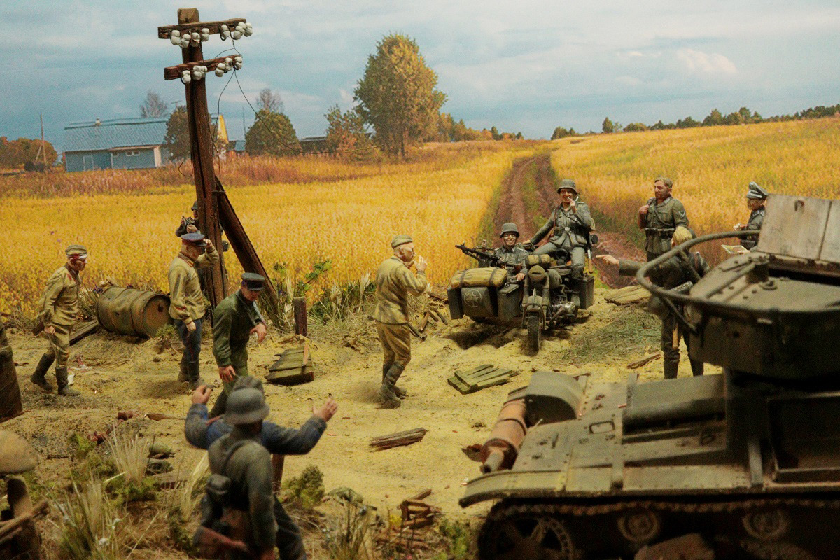 Dioramas and Vignettes: June 22, 1941, photo #12