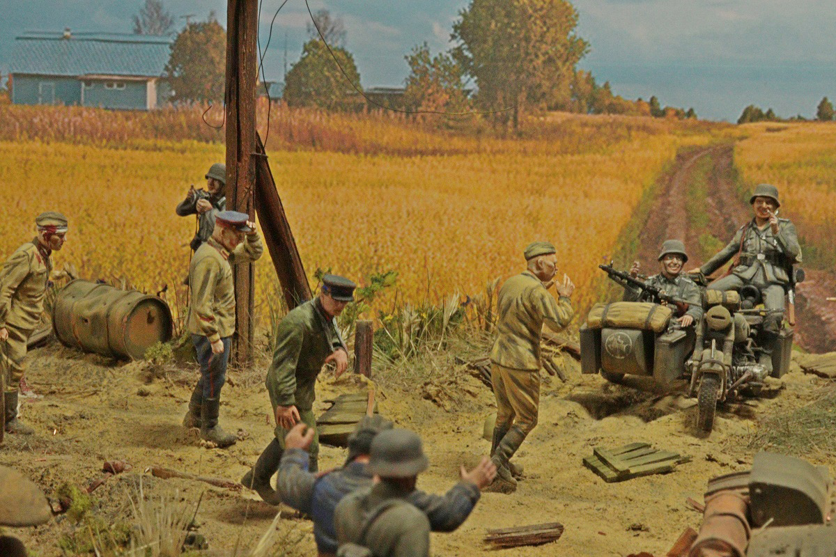 Dioramas and Vignettes: June 22, 1941, photo #13