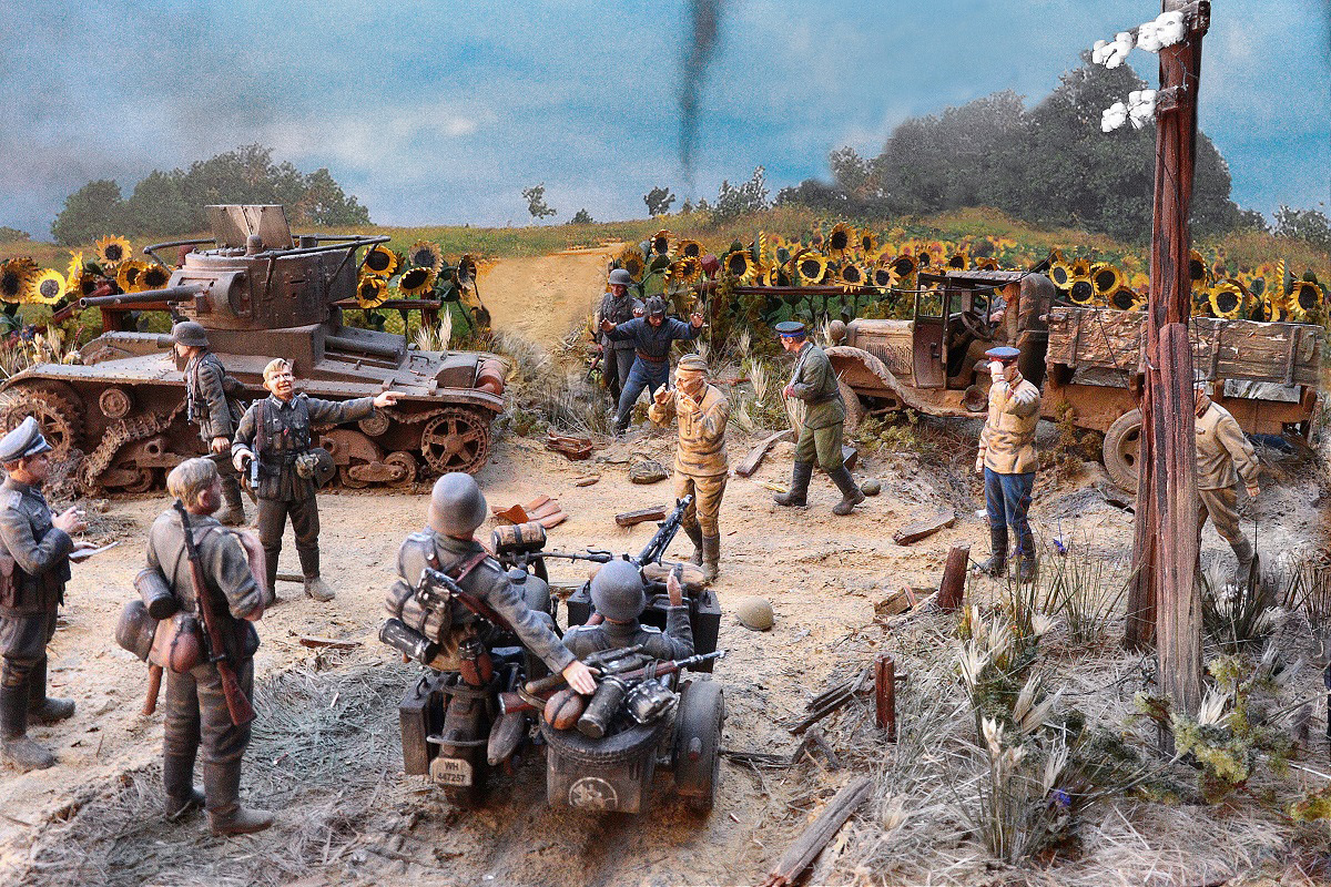 Dioramas and Vignettes: June 22, 1941, photo #14