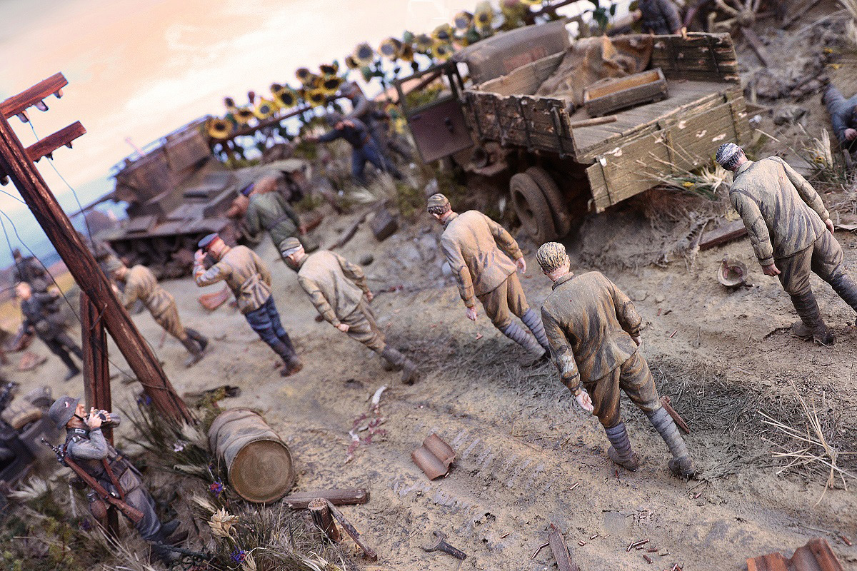 Dioramas and Vignettes: June 22, 1941, photo #15