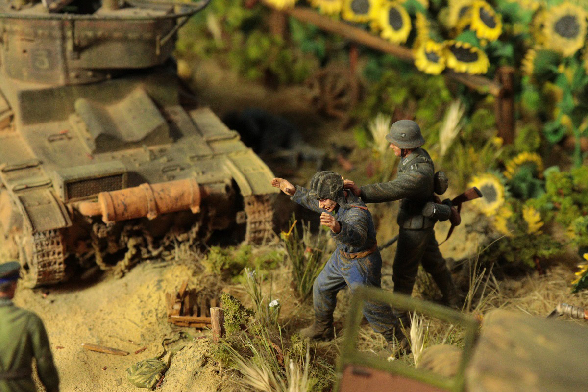 Dioramas and Vignettes: June 22, 1941, photo #20