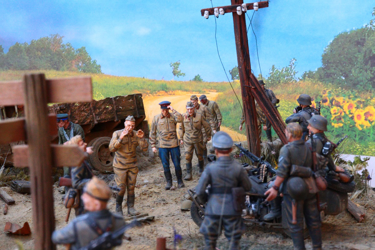 Dioramas and Vignettes: June 22, 1941, photo #21