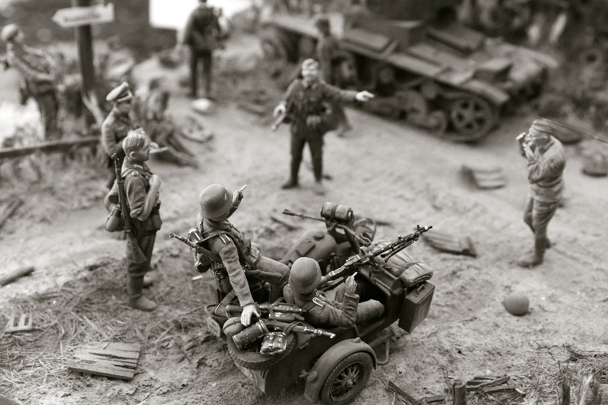 Dioramas and Vignettes: June 22, 1941, photo #26