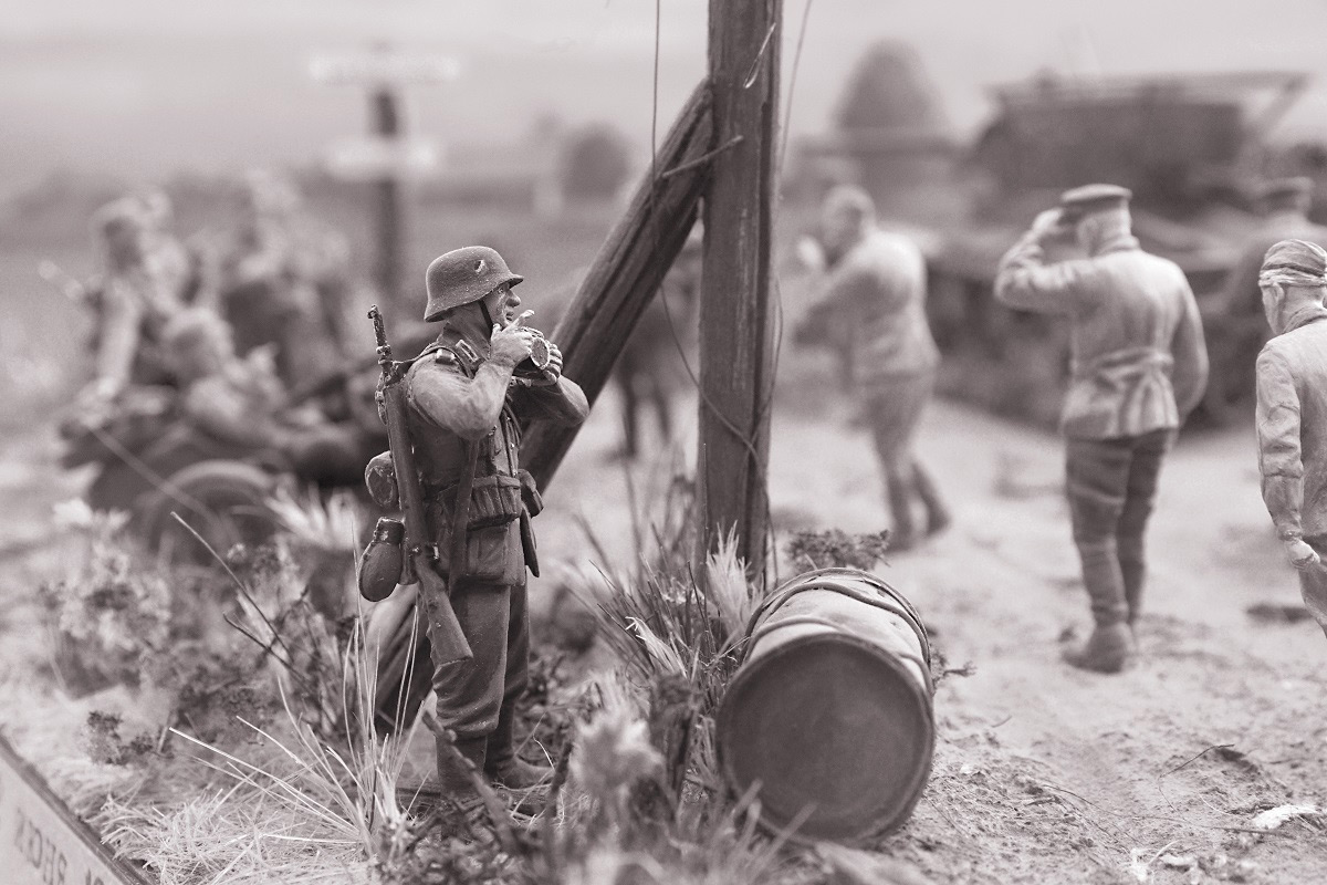 Dioramas and Vignettes: June 22, 1941, photo #28