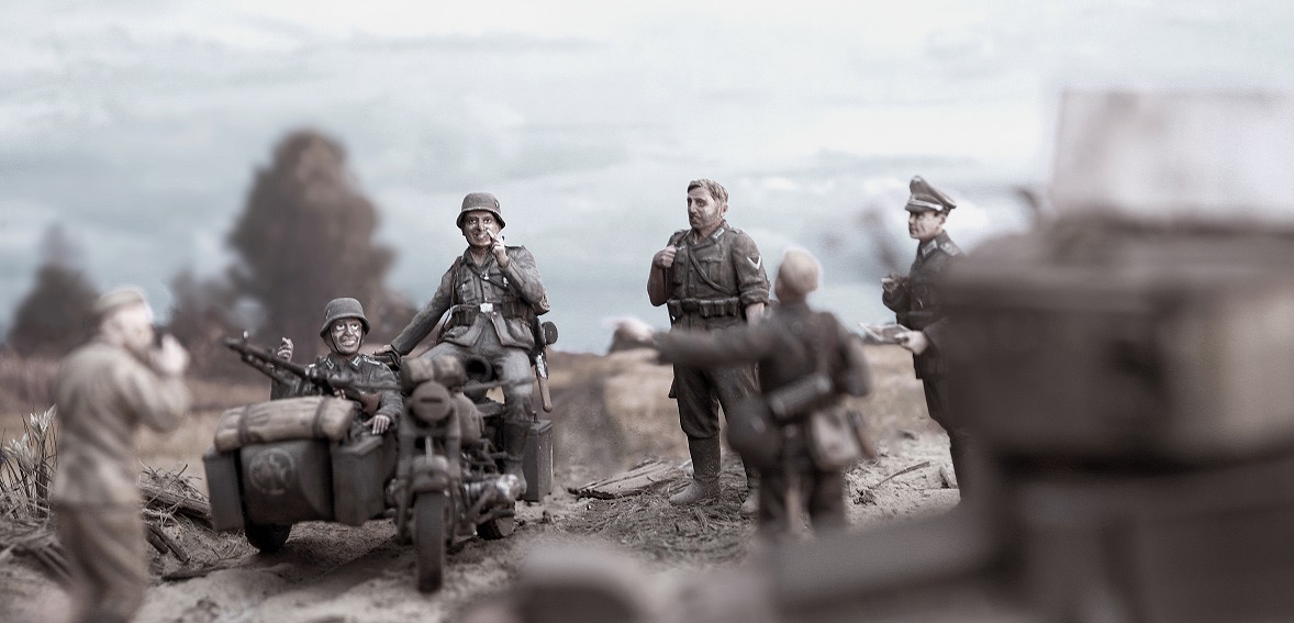 Dioramas and Vignettes: June 22, 1941, photo #30