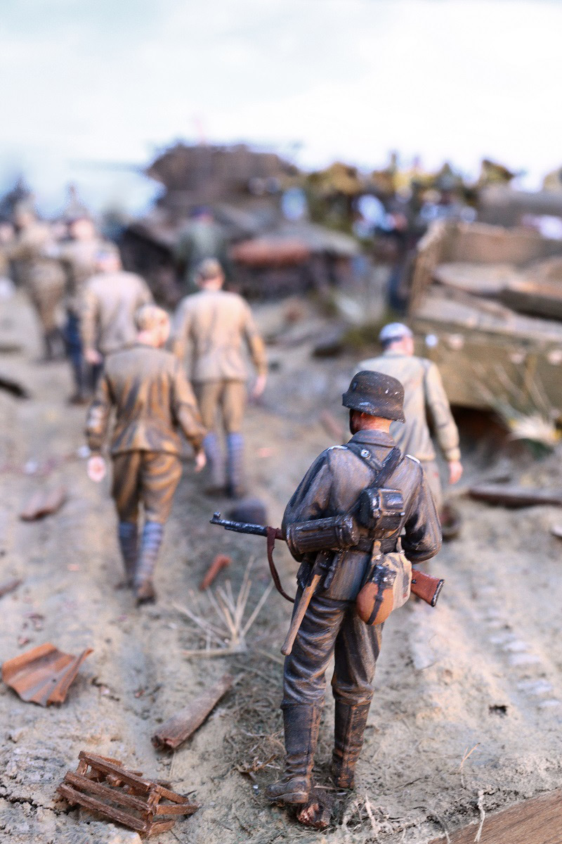 Dioramas and Vignettes: June 22, 1941, photo #35