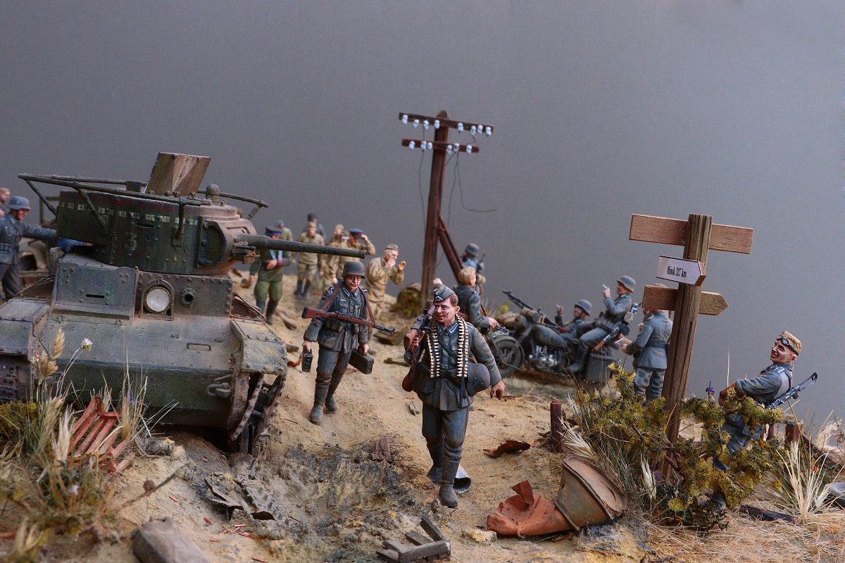 Dioramas and Vignettes: June 22, 1941, photo #36