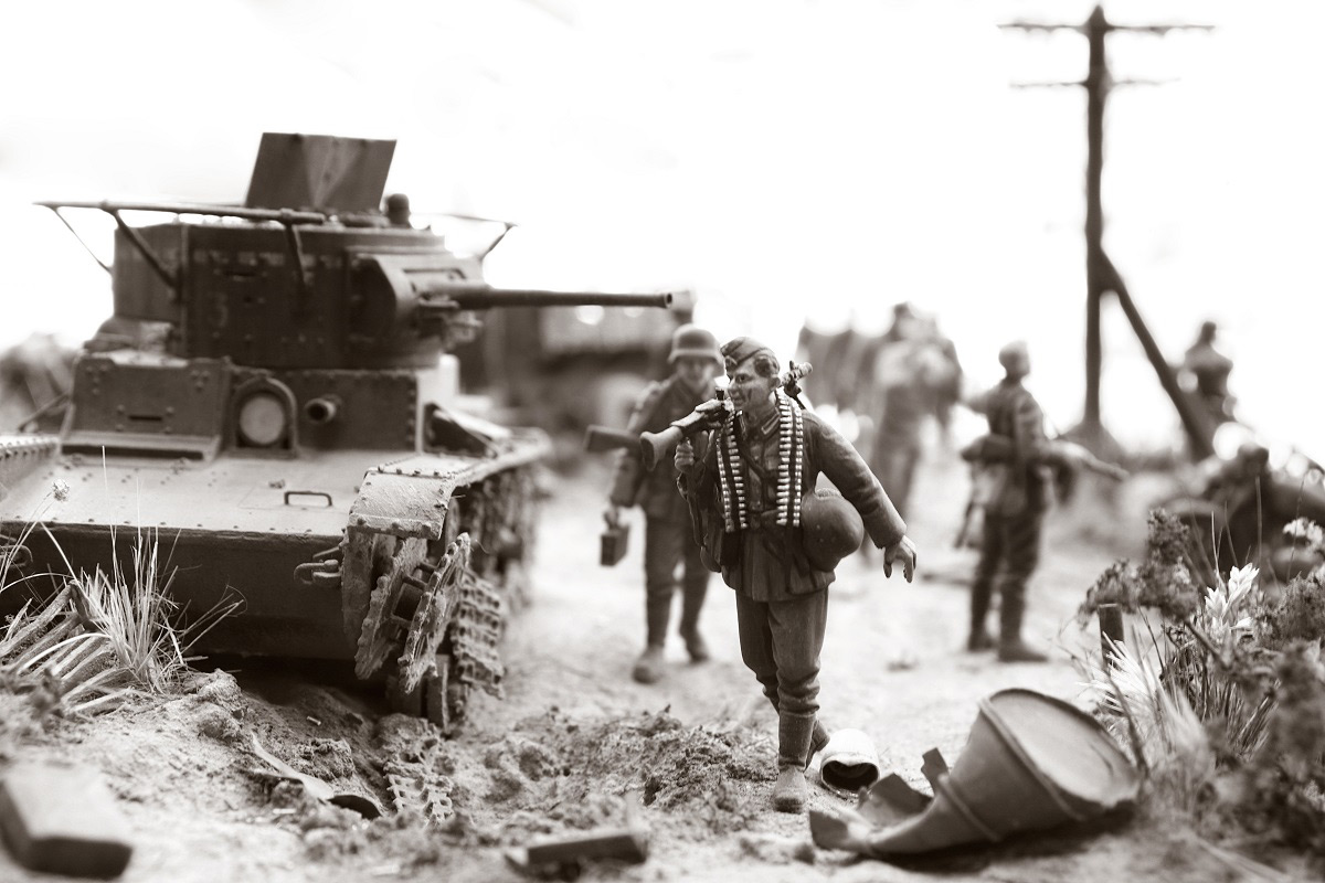 Dioramas and Vignettes: June 22, 1941, photo #38