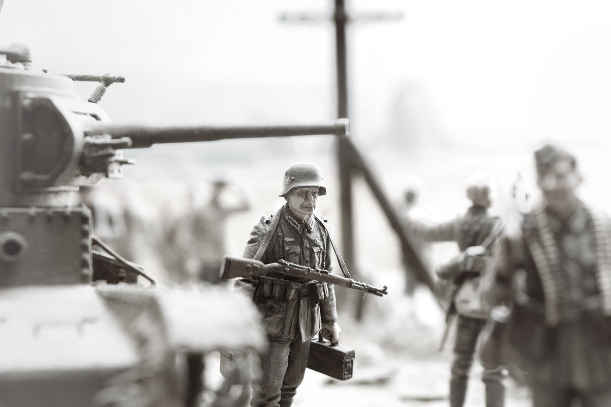 Dioramas and Vignettes: June 22, 1941, photo #43