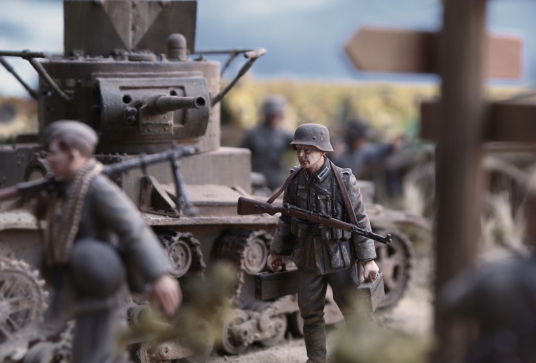 Dioramas and Vignettes: June 22, 1941, photo #48