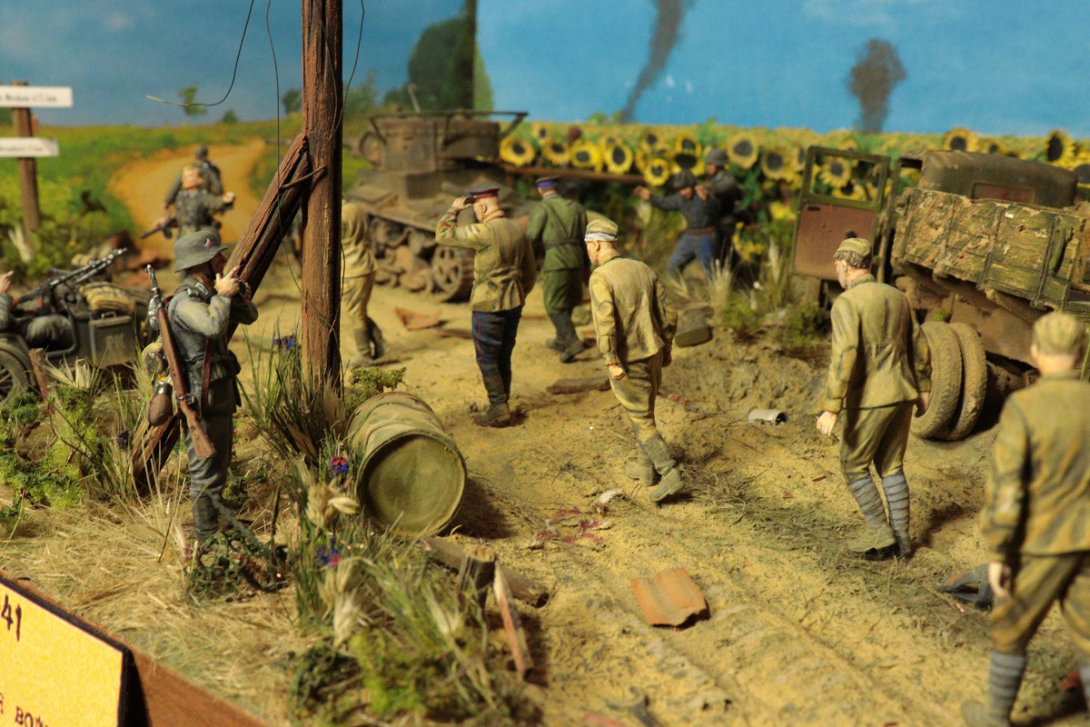 Dioramas and Vignettes: June 22, 1941, photo #5