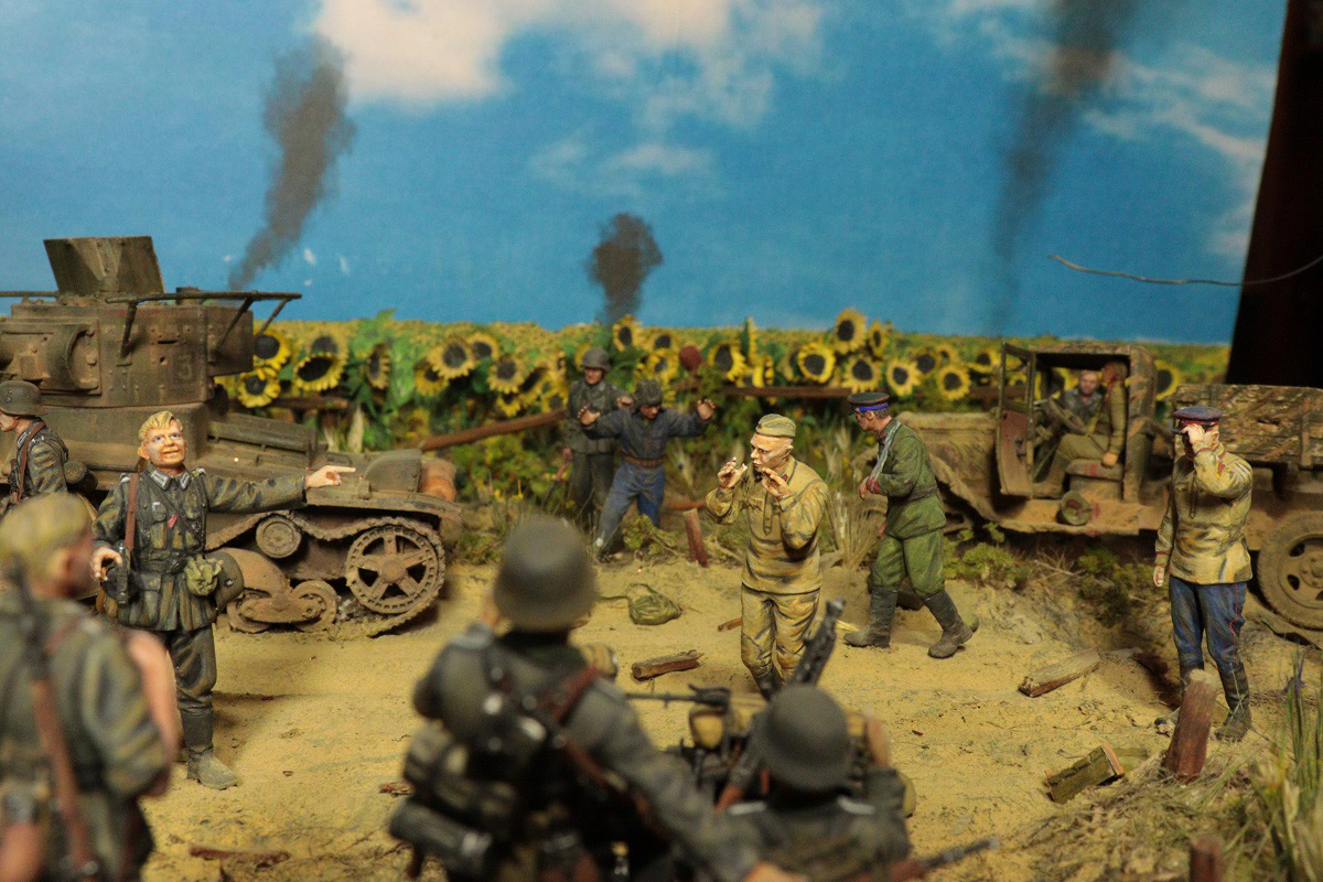 Dioramas and Vignettes: June 22, 1941, photo #6