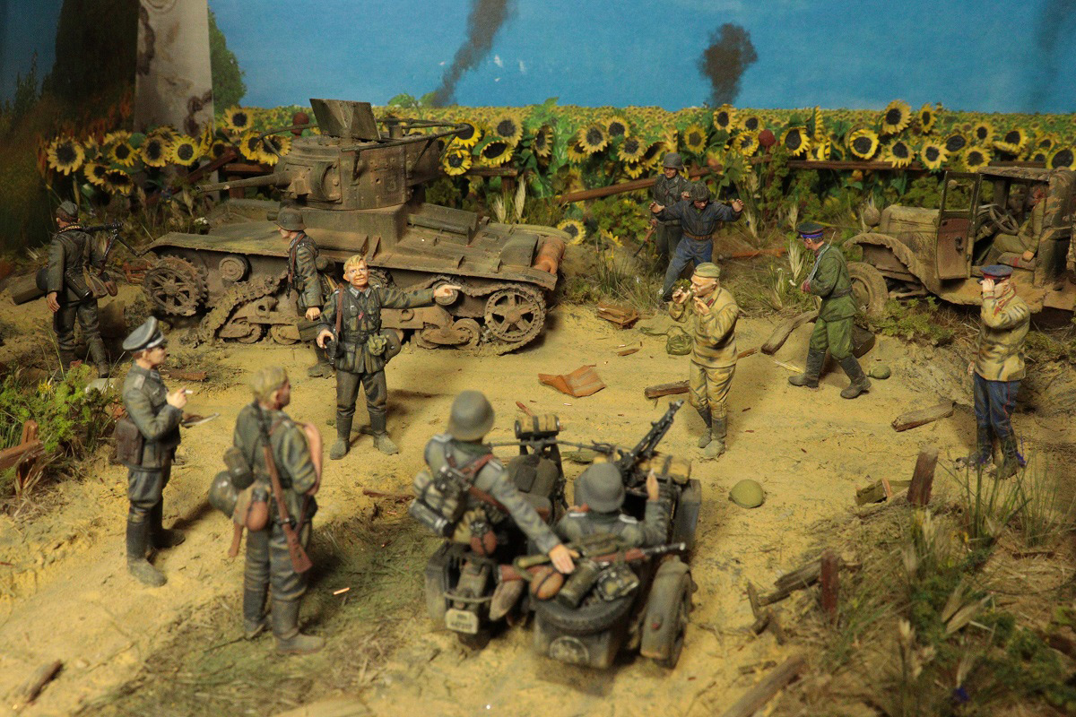 Dioramas and Vignettes: June 22, 1941, photo #7