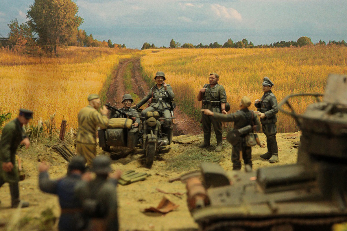 Dioramas and Vignettes: June 22, 1941, photo #8