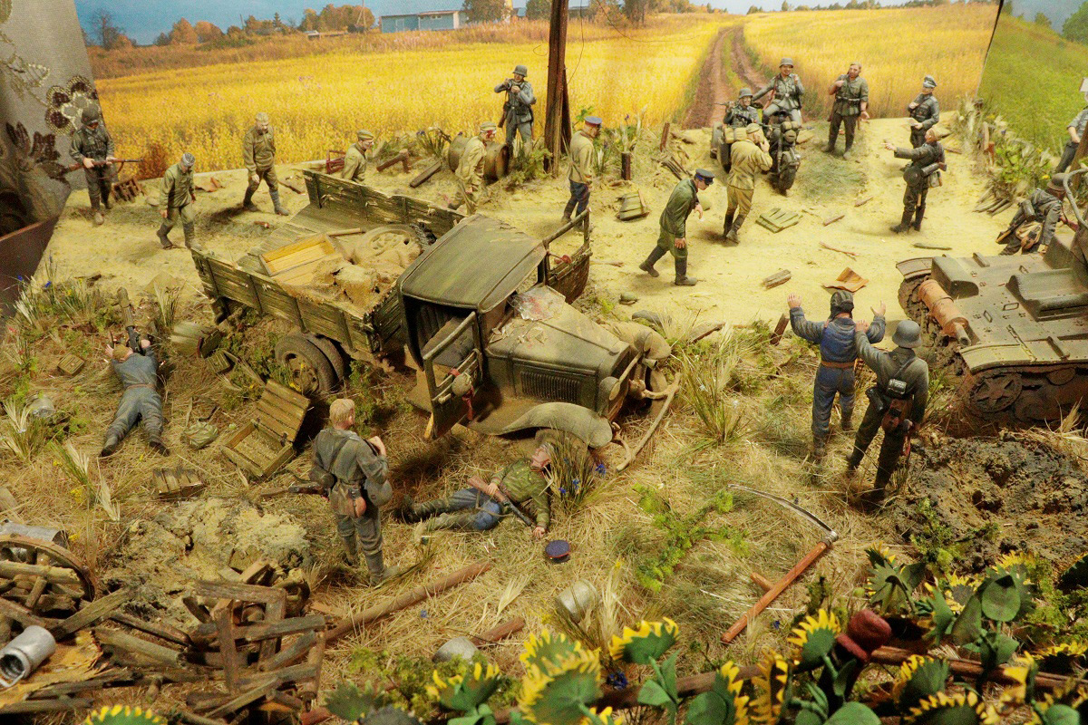 Dioramas and Vignettes: June 22, 1941, photo #9