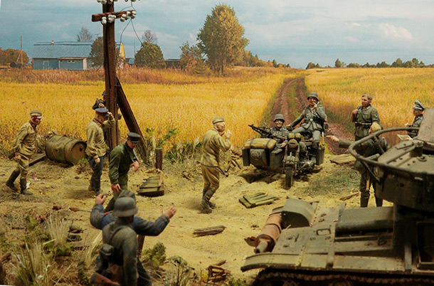 Dioramas and Vignettes: June 22, 1941