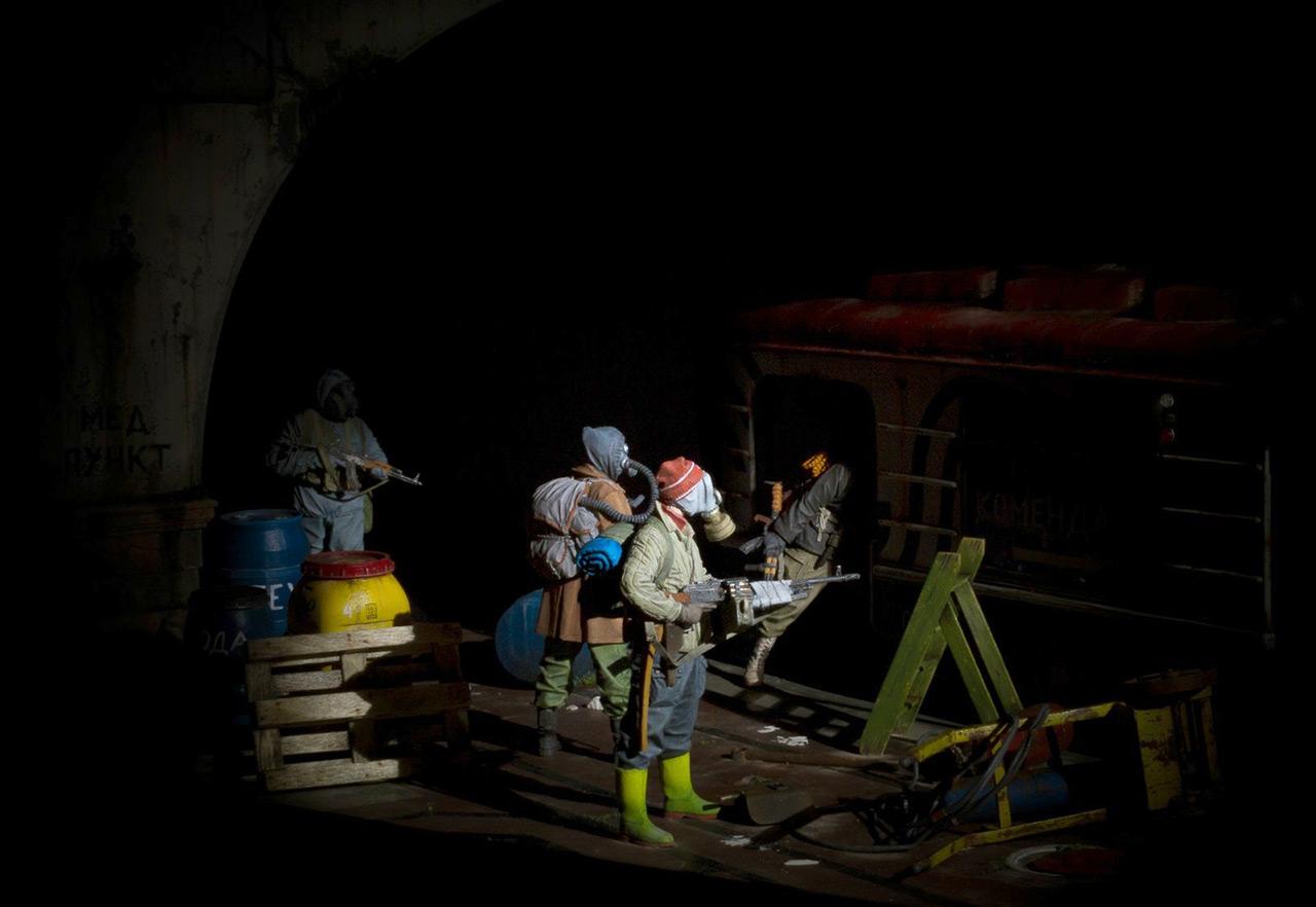 Dioramas and Vignettes: Metro, photo #1