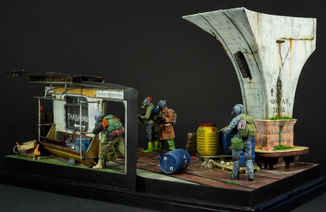 Dioramas and Vignettes: Metro, photo #12