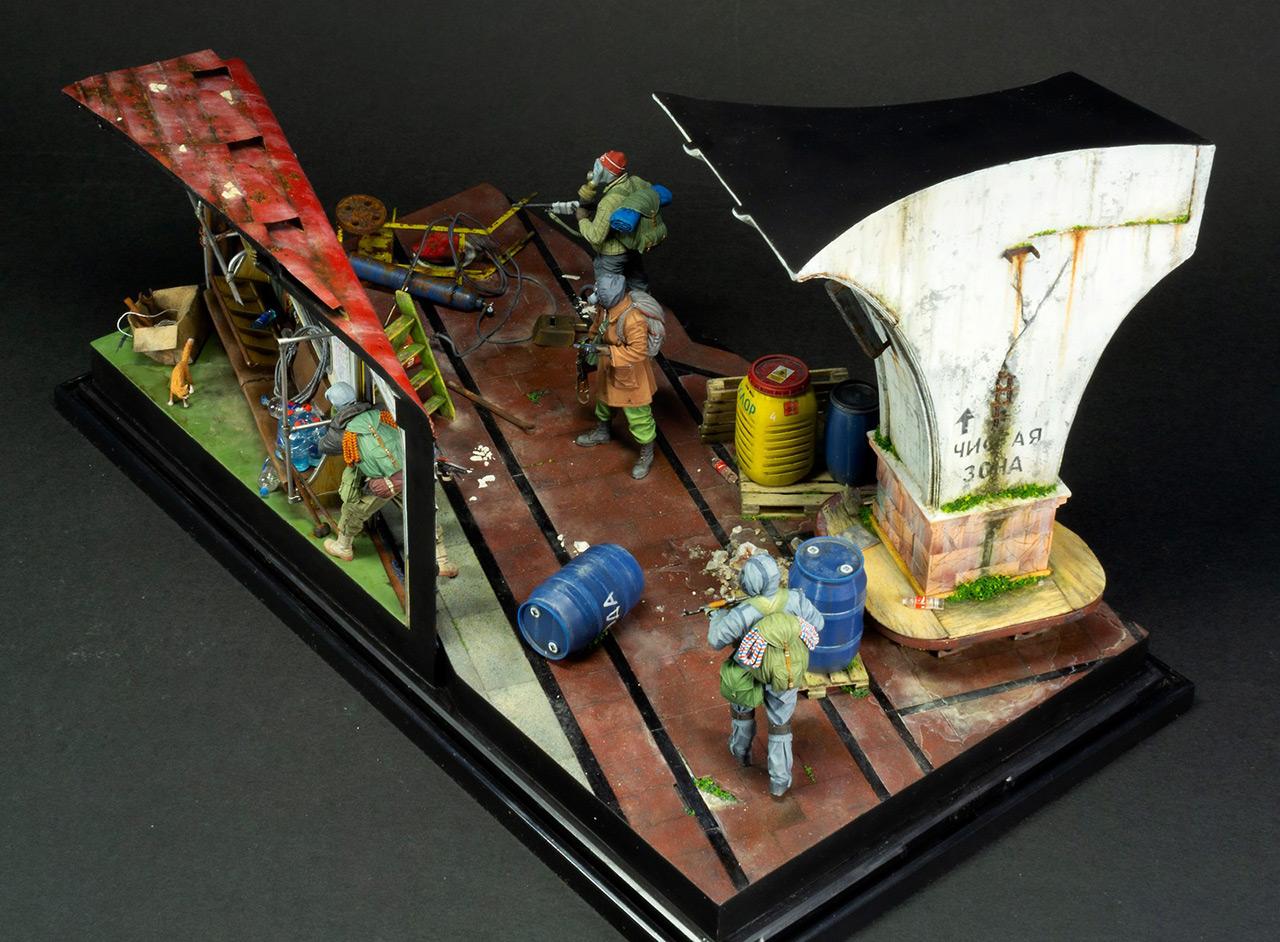 Dioramas and Vignettes: Metro, photo #14