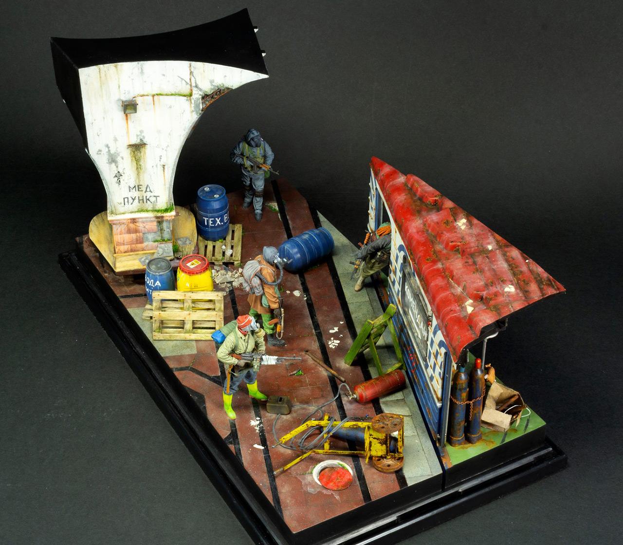 Dioramas and Vignettes: Metro, photo #15