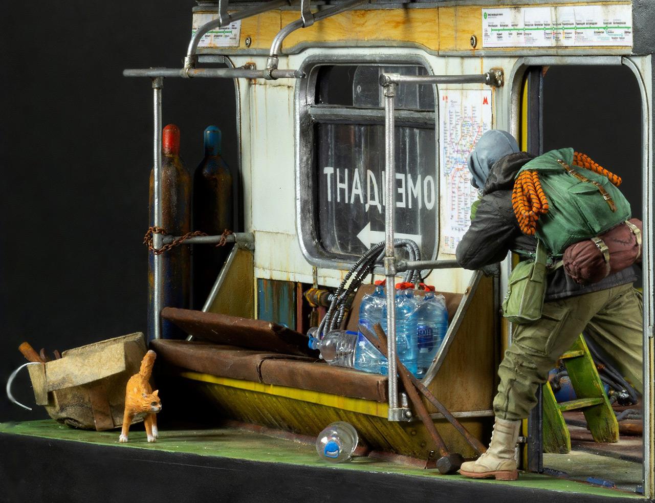 Dioramas and Vignettes: Metro, photo #18