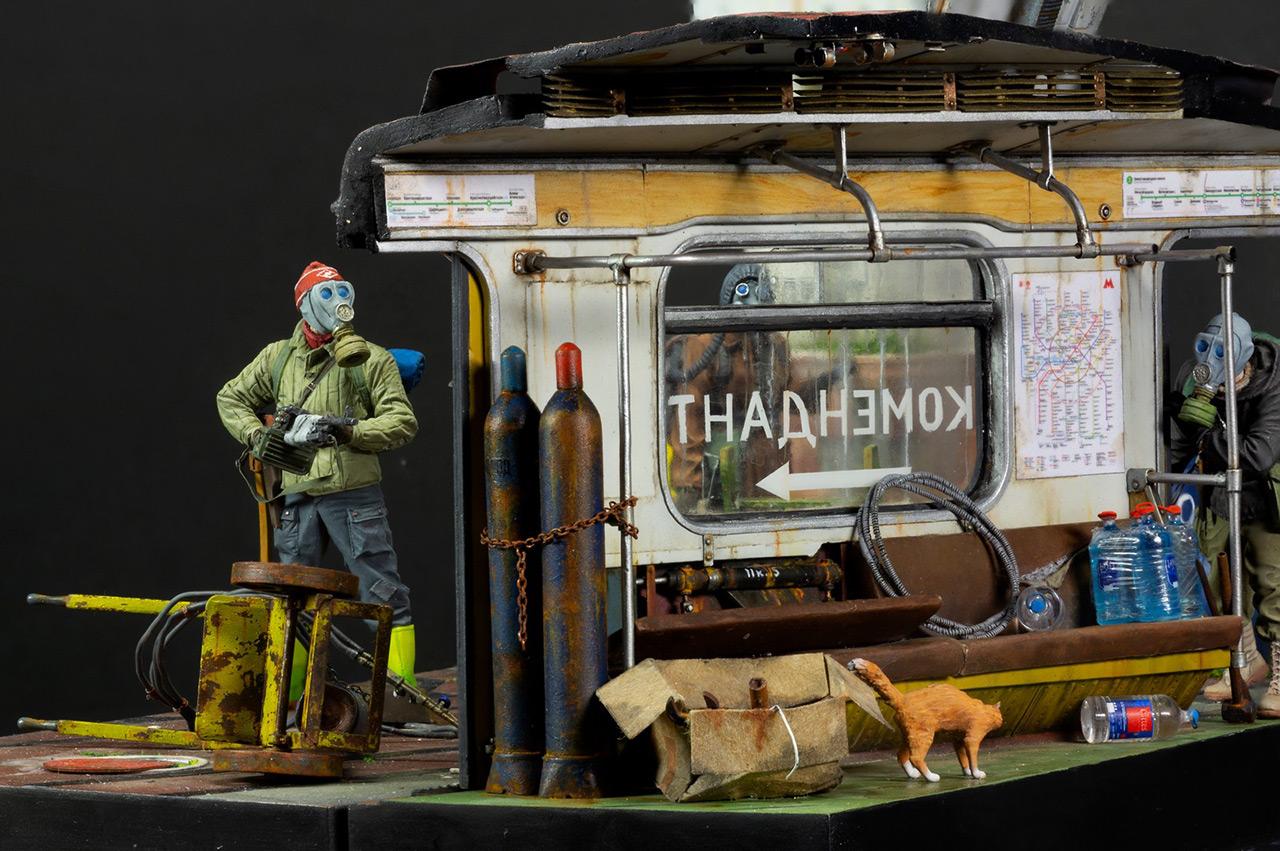 Dioramas and Vignettes: Metro, photo #19
