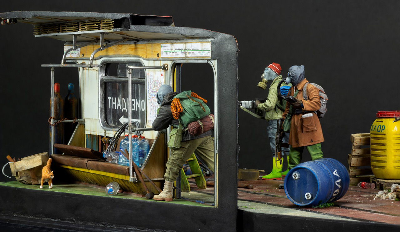 Dioramas and Vignettes: Metro, photo #20