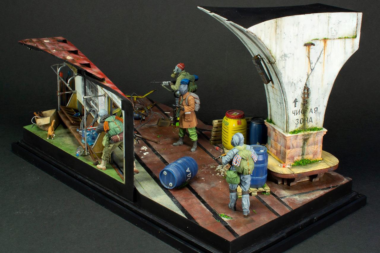 Dioramas and Vignettes: Metro, photo #5