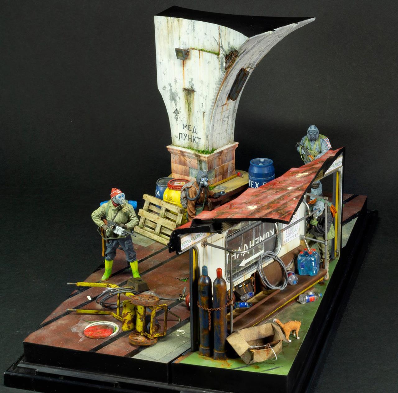 Dioramas and Vignettes: Metro, photo #7
