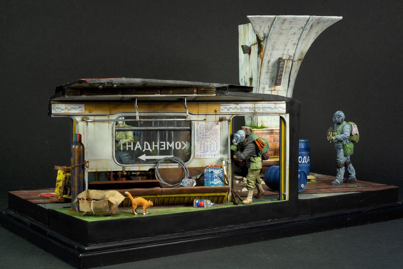 Dioramas and Vignettes: Metro, photo #9