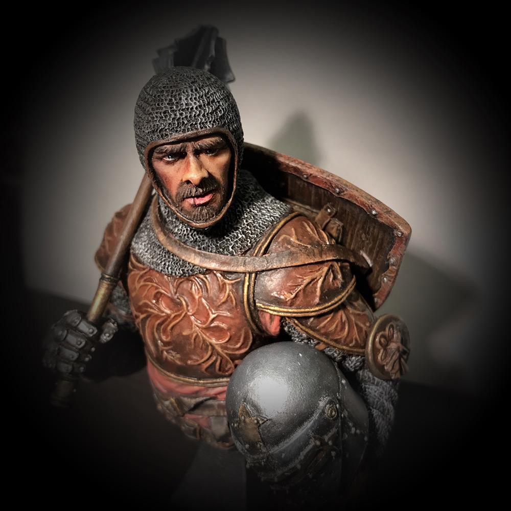 Figures: English knight, photo #2