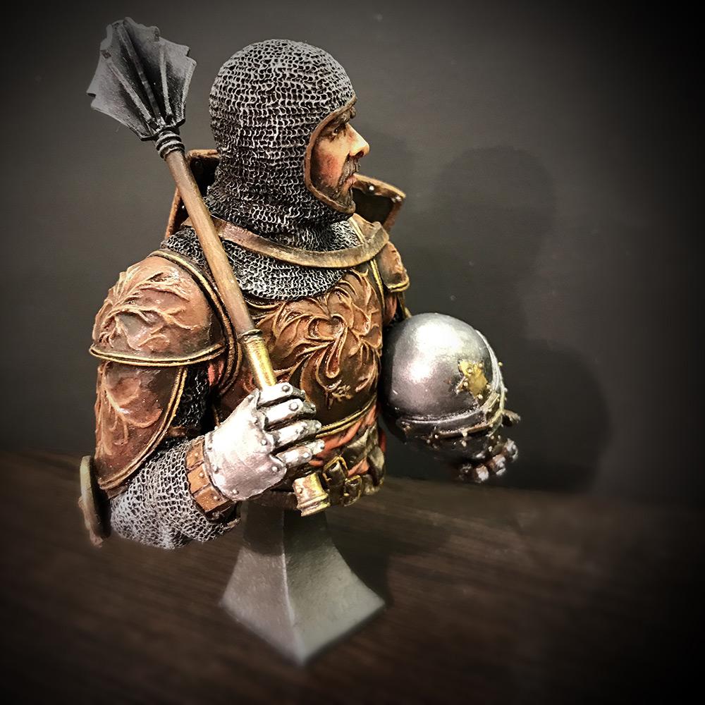 Figures: English knight, photo #4