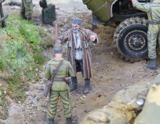 Dioramas and Vignettes: On the cordon far away, photo #11