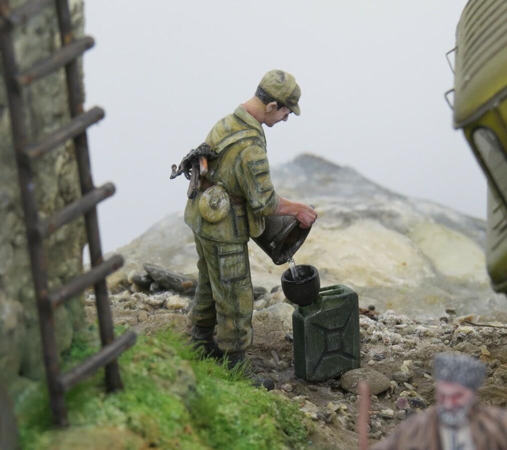 Dioramas and Vignettes: On the cordon far away, photo #12