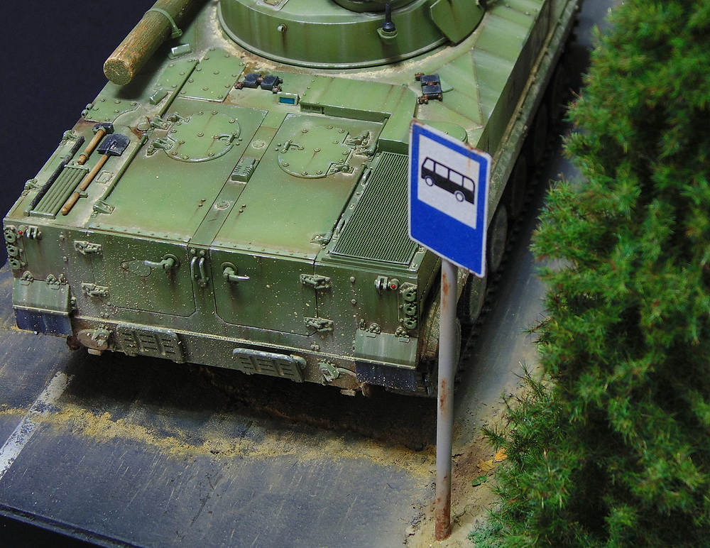 Dioramas and Vignettes: BMP-3, photo #11