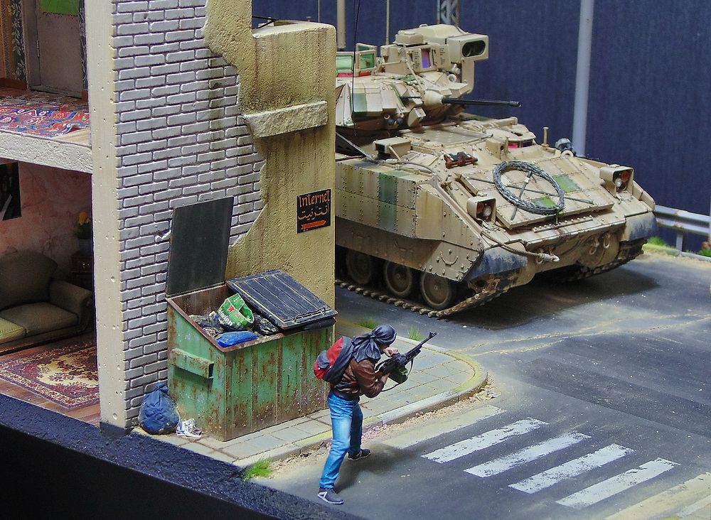 Dioramas and Vignettes: Sweet air of democracy, photo #10