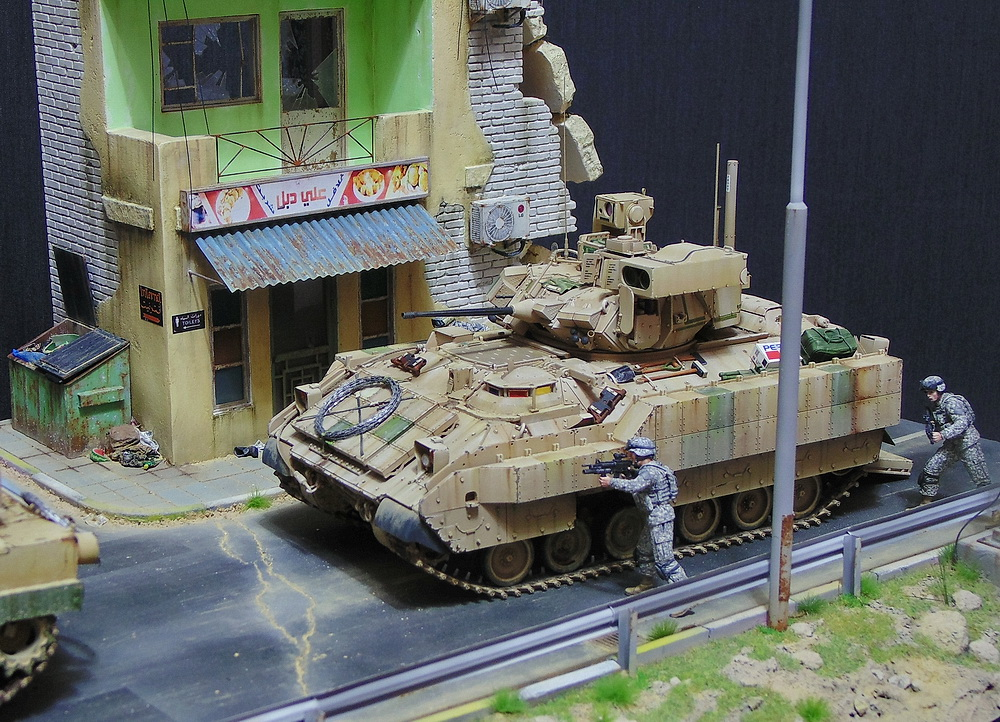 Dioramas and Vignettes: Sweet air of democracy, photo #11