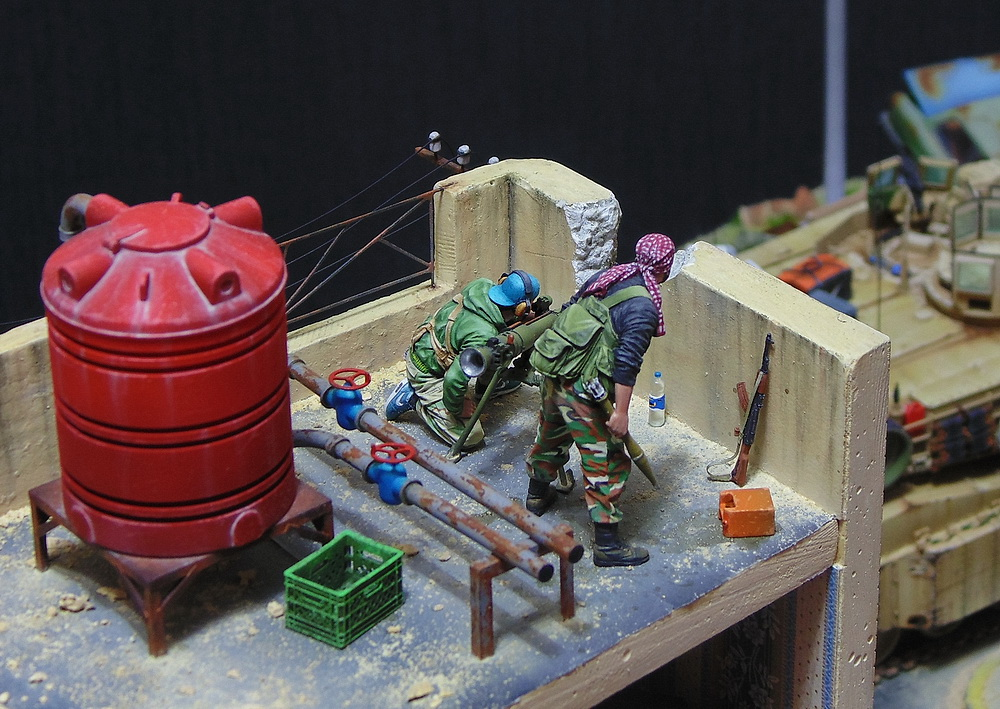 Dioramas and Vignettes: Sweet air of democracy, photo #12