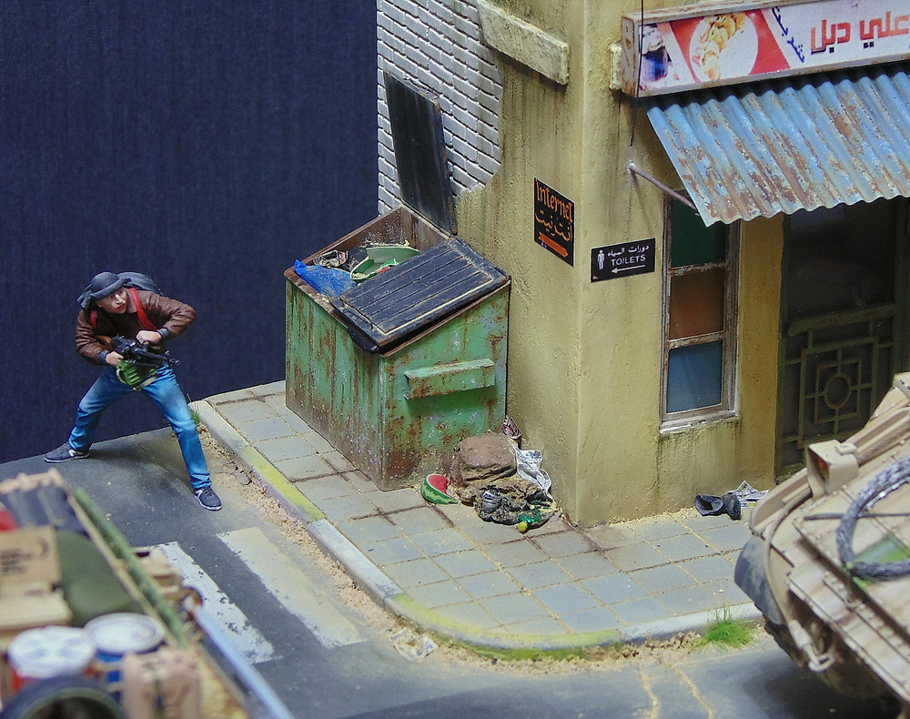 Dioramas and Vignettes: Sweet air of democracy, photo #13