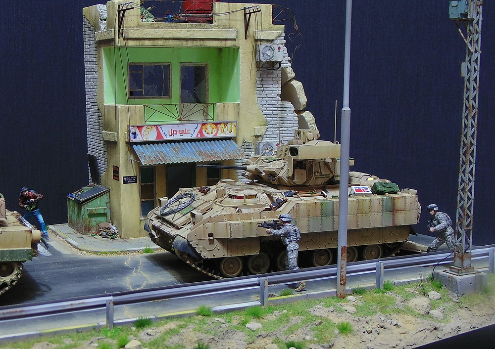 Dioramas and Vignettes: Sweet air of democracy, photo #16